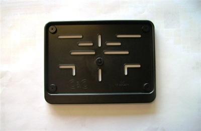 cadre porte plaque moto belgique accessoires. Black Bedroom Furniture Sets. Home Design Ideas